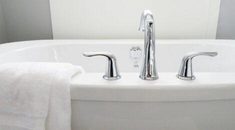 baignoire fuite d'eau